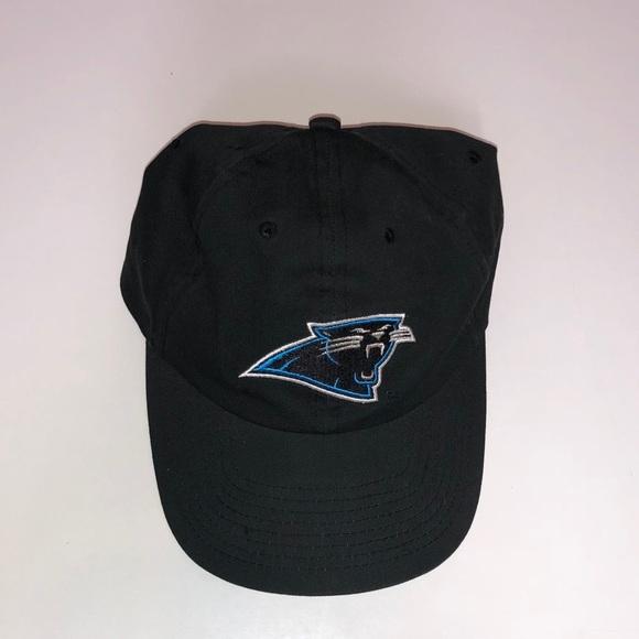 9038caef Men's NFL Carolina Panthers Cap OSFA
